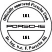 Officially approved Porsche Club 161